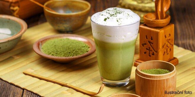 Drinky z čaje Matcha, které vám zvednou náladu