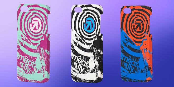 Kryt na iPhone značky Meatfly ve 3 designech