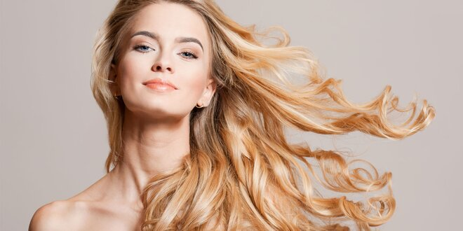 Regenerační kúra pro vlasy brazilským keratinem
