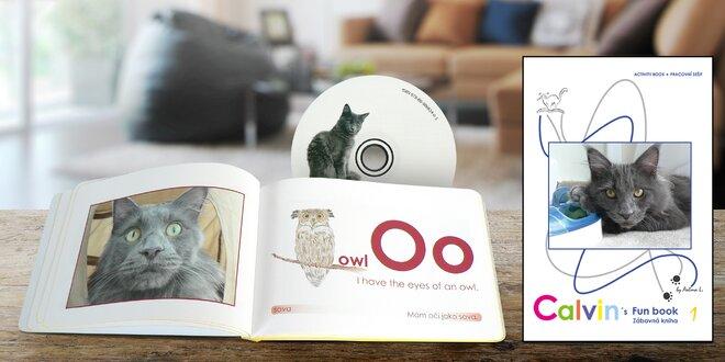 Učebnice angličtiny pro děti včetně CD