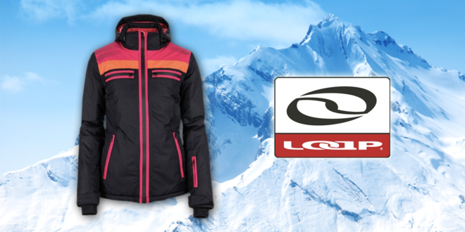 Dámská lyžařská bunda Loap Sisina