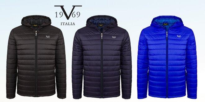 Pánské prošívané zimní bundy 19V69 Italia