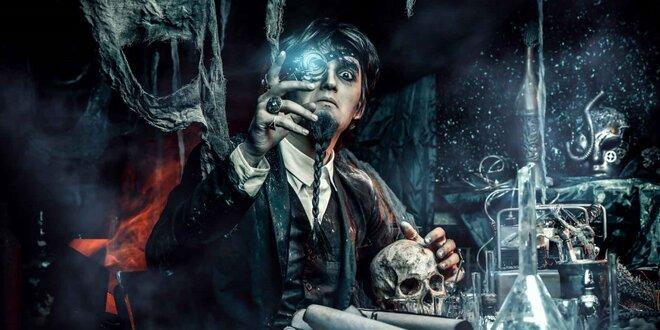 Frankensteinova laboratoř: 60min. úniková hra