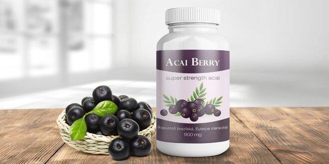 Tablety Acai berry pro hubnutí i proti nemocem