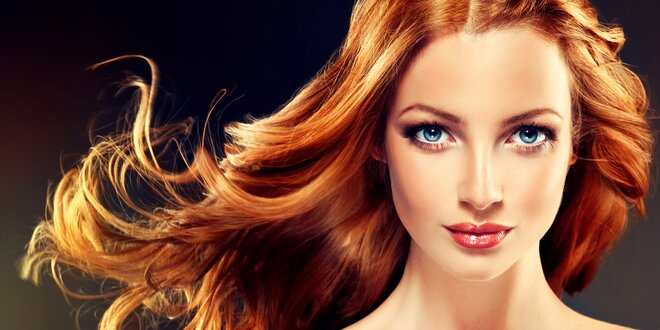 Buďte šik: střih, barvení nebo společenský účes