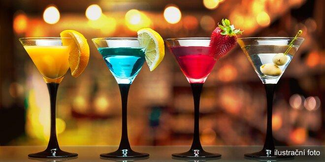 Večírek v barvách Tribunalu: 2 až 6 koktejlů