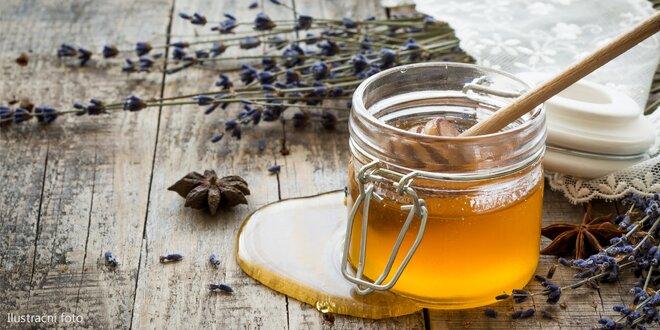 Medové sady dobrot i kosmetiky přímo od včelaře