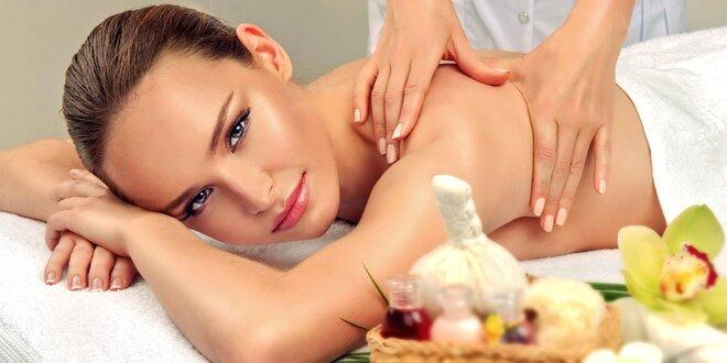 Royal Jasmine Spa: 4 masáže pro vás i blízké
