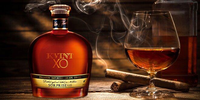 Kvint 25y Victoria – prvotřídní moldavská brandy