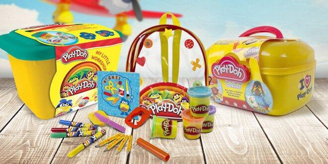 Kreativní sady Play-Doh pro tvořivé děti
