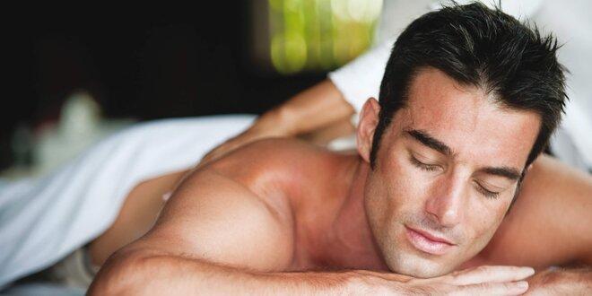 Balíčky pro muže s thajskou masáží
