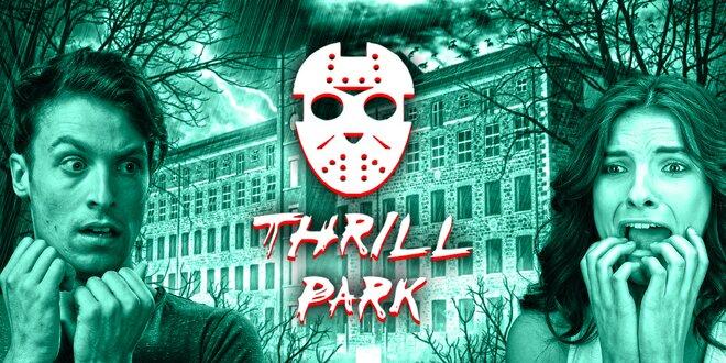 Děsivé zážitky v hororovém zábavním parku