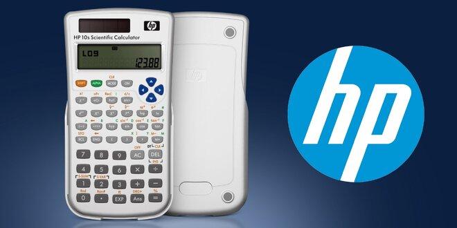 Funkcemi nabitá vědecká kalkulačka HP 10S
