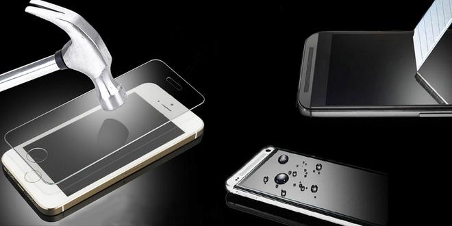 Tvrzené sklo o šířce 0,3 mm pro 120 typů telefonů