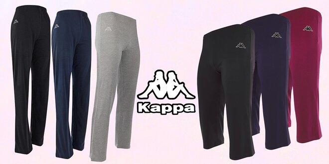Dámské sportovní kalhoty značky Kappa
