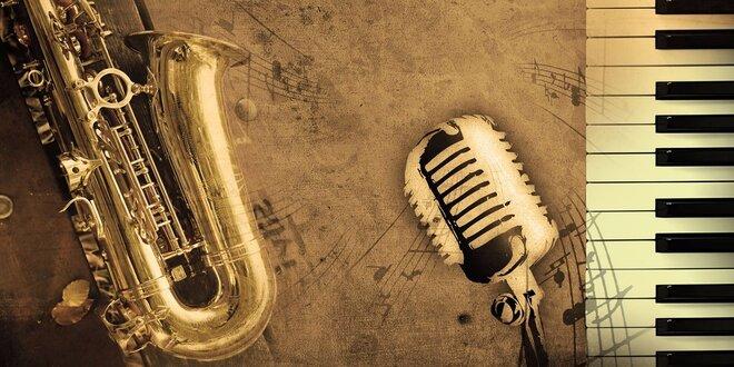Vstupenka na koncert Vivat Glenn Miller