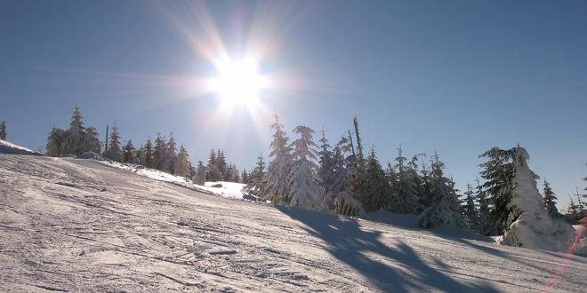 1denní lyžování v lyžařském středisku Lackenhof