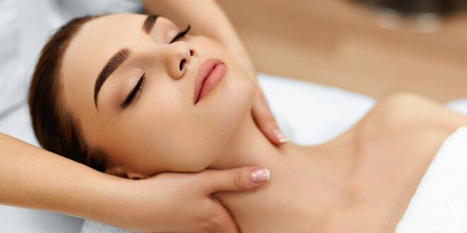 90 minut kompletní kosmetické péče pro ženy