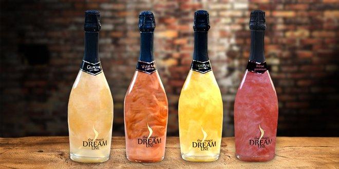Novinka na trhu: Šumivé víno s perlovým efektem