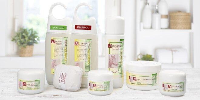 Kosmetika s biosložkou kobylího mléka