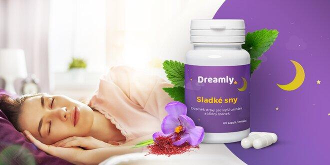 Dreamly - Bylinková bomba pro lepší usínání a klidný spánek