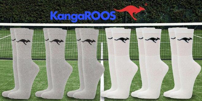 Pánské sportovní ponožky značky KangaROOS