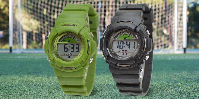 Odolné dětské digitální hodinky Gtup 1060