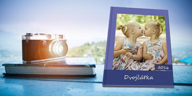 Fotoknihy s potiskem desek zdarma