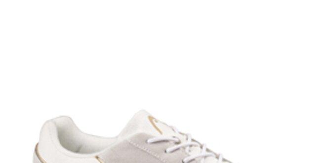 Dámské bílé semišové tenisky Head