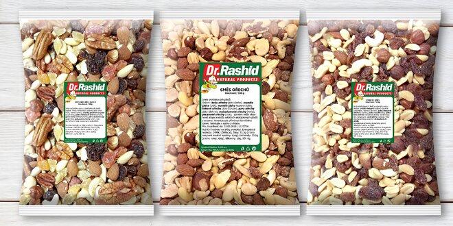 Křupněte si na zdraví: 500g směsi ořechů a ovoce