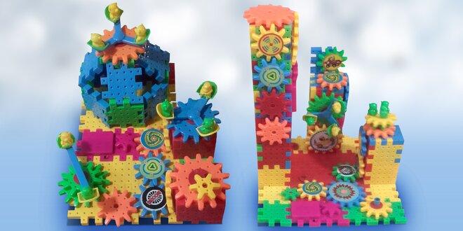 Dětská pohyblivá stavebnice Toy Set Box
