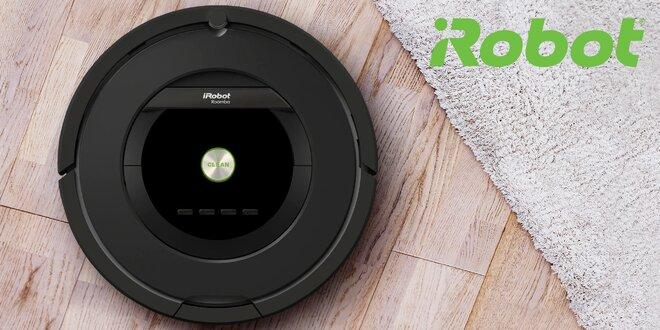 Výkonný robotický vysavač iRobot Roomba 875