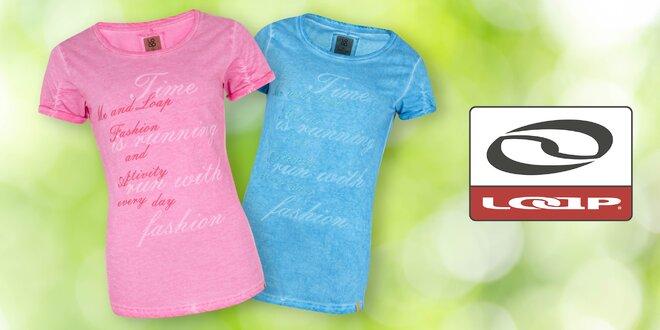 Dámská bavlněná trička Loap