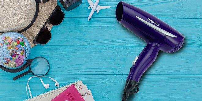 Cestovní skládací vysoušeč vlasů Melissa