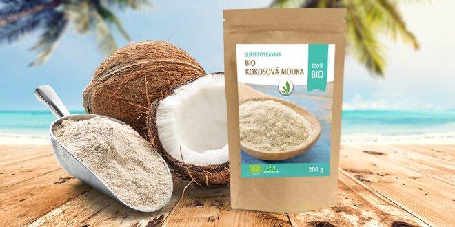 Kokosová mouka Allnature v bio kvalitě