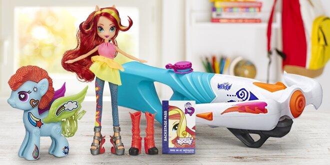 Zabavte děti v létě: Licenční hračky na doma i ven
