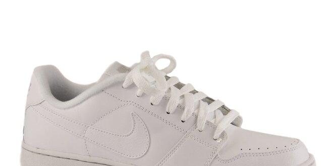 Dámské bílé kožené tenisky Nike  318e97580b
