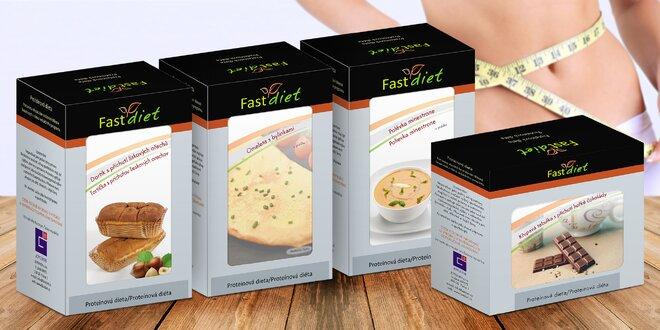 Proteinová dieta FASTDIET® k redukci váhy
