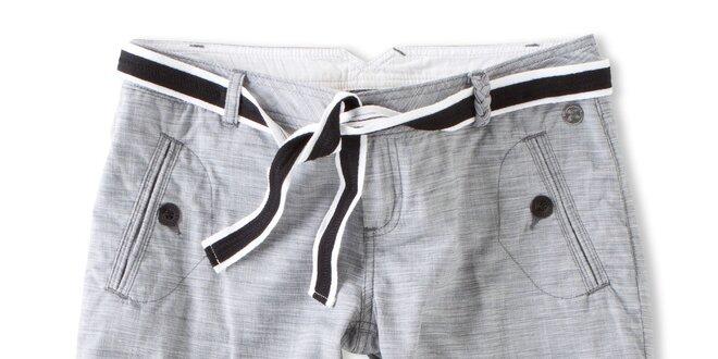 Dámské šedé šortky Brunotti