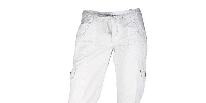 53f420eea87 Dámské bílé kalhoty Authority