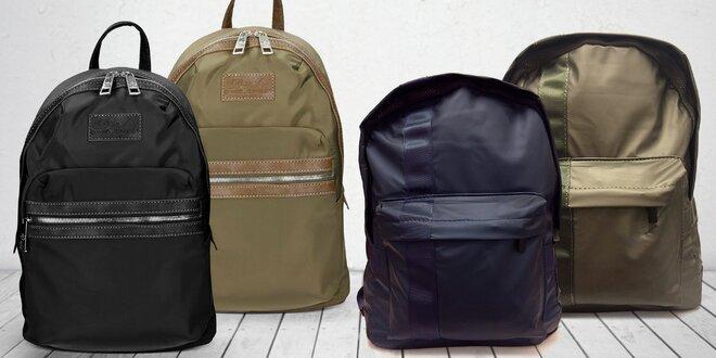 Pánské batohy do města i na výlet do přírody