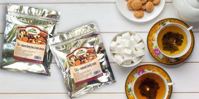 Sypané čaje: višeň, zahradní směs i švestka