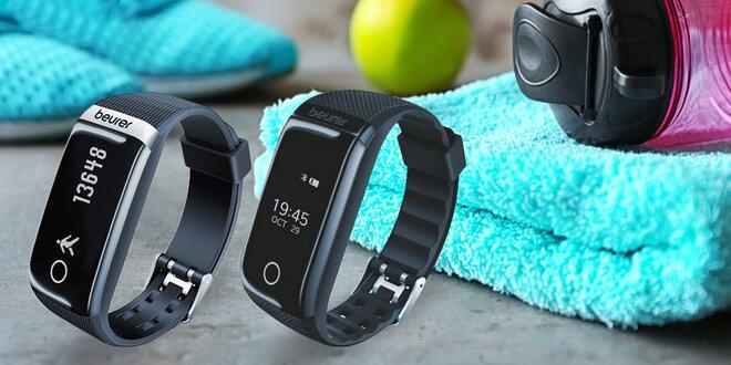 Chytré fitness náramky Beurer se senzorem pohybu