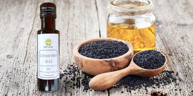 Černuchový olej: na vlasy, pleť i do kuchyně
