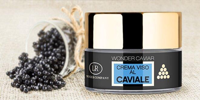 Pleťový krém s kaviárem na denní i noční použití