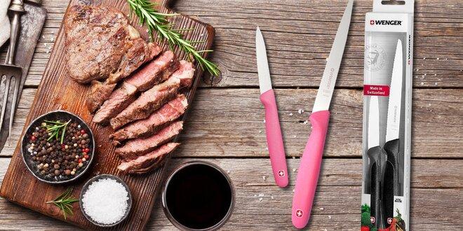 Dva švýcarské kuchyňské nože Grand Maître