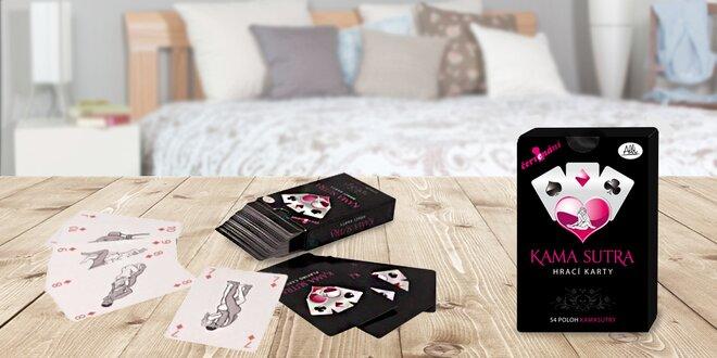 Kamasutra karty pro oživení každé partie