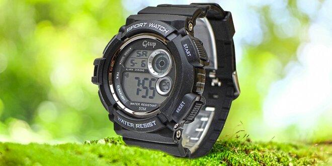 Outdoorové hodinky Gtup 1070 s odolným ABS pouzdrem a vodotěsností 5ATM