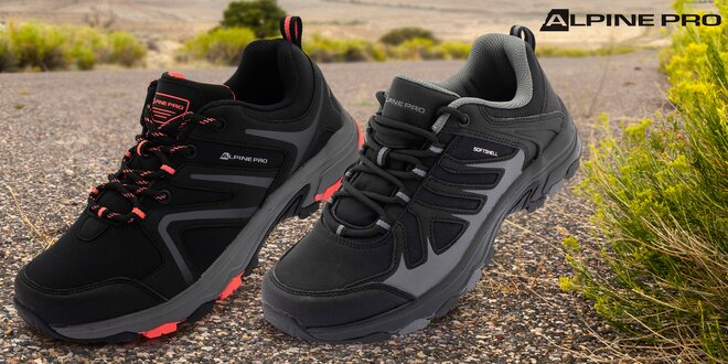 Dámské a pánské outdoorové boty Alpine Pro