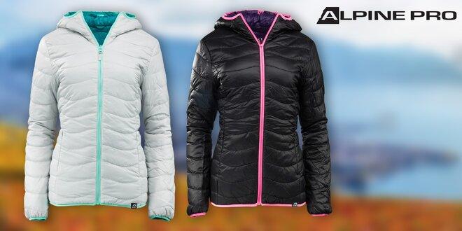 Dámské zateplené oboustranné bundy Alpine Pro  3f000044447
